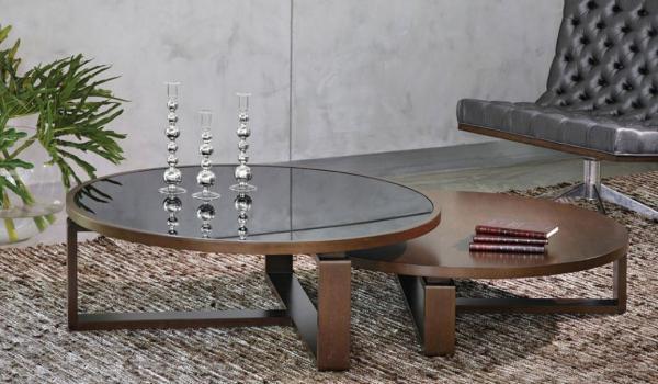 Mesas de centro modernas blog m veis planejados for Mesas de centro para sala modernas
