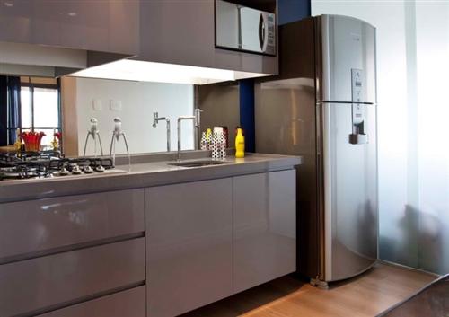 Como decorar apartamentos pequenos blog m veis for Cocinas integrales para departamentos