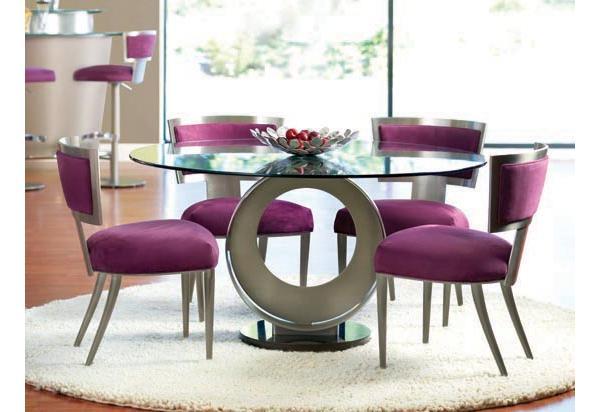 Mesas de jantar modernas blog m veis planejados for Mesas auxiliares para sala modernas