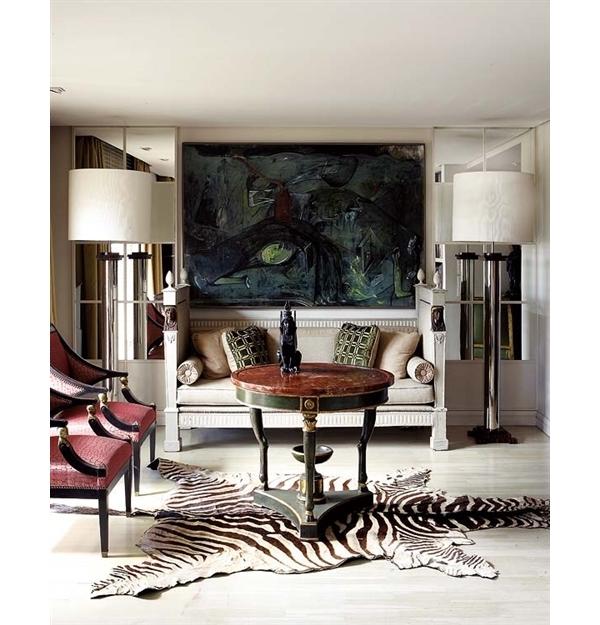 Decoracao Sala Zebra ~ decoracao sala zebra de Decoração, Salas, Quartos, Banheiros